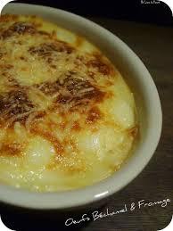 recette de cuisine avec des oeufs que faire avec oeufs à la béchamel fromage ma cuisine du
