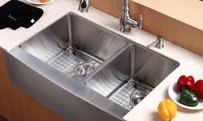 Overstock Kitchen Faucet by How To Measure For A New Kitchen Sink Overstock Com