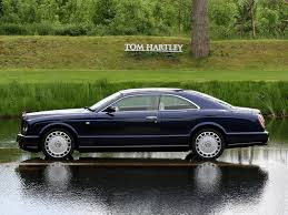 bentley brooklands for sale current inventory tom hartley