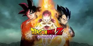 dragon ball resurrection latest film legendary