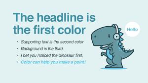 choose colors presentations prezi blog