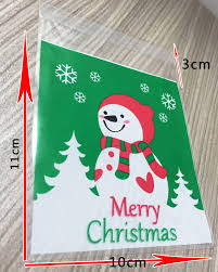 aliexpress com buy 40pcs lot mini christmas snowman food