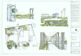 project 2 small town garden design this drawing included the floor