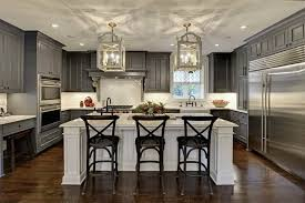 gray stained kitchen cupboards how to decorate with gray kitchen cabinets remodel or move