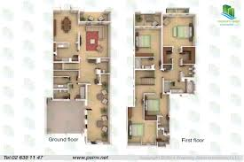 Duplex Floor Plans 3 Bedroom by Floor Plan Of 4 Bedroom Duplex U2013 Home Ideas Decor