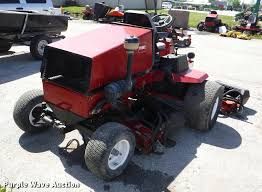 toro 5400d reel master lawn mower item dj9076 sold june