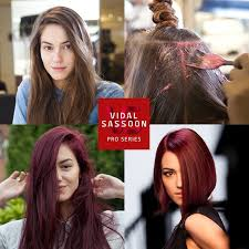 cut before dye hair quite the transformation her end results london lilac hair color