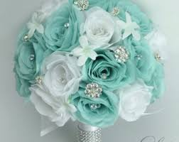 artificial wedding bouquets wedding bouquets etsy