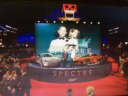 spectre film premiere u2013 ltl europe