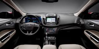 Ford Escape Engine - 2017 ford escape refresh revealed new engines tech