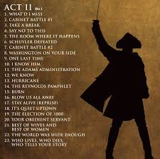 act 1 u0027hamilton an american musical u0027 summary synopsis