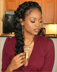 simple african american hairstyles simple side braid hairstyles 2018 for african american 3