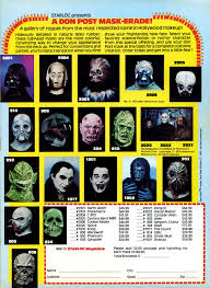 Vintage Halloween Ads Magazine Ad Branded In The 80s Page 3