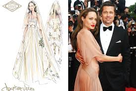 versace wedding dresses the story s versace wedding gown new york post