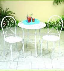 Homebase Bistro Table Stylish Homebase Bistro Table With Metal Garden Bistro Sets