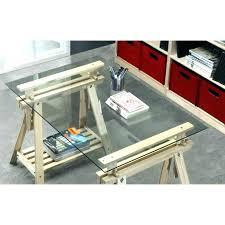 plateau bureau verre bureau en verre ikea plateau verre bureau ikea plateau de verre