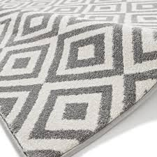 White Rug White And Grey Area Rug Best Decor Things