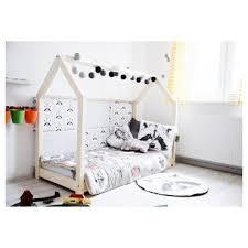 chambre enfant conforama lit cabane bois massif sommier 80x200 vente de lit enfant