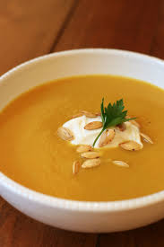 curry pumpkin soup popsugar food