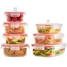Container For Food Storage Kitchen Fridge Food Storage Containers Sealed Containers For Food