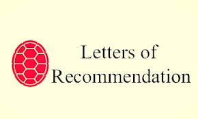 letters of recommendation u2014 the reed yorke health professions