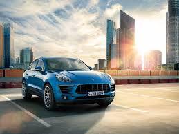 Porsche Macan Navy Blue - porsche is playing a dangerous game business insider