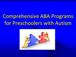 components of bernards township aba program for children with