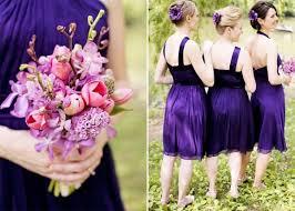 best purple wedding color combos custom invitations unique