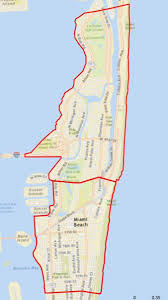 Miami Florida Map by Map Miami Beach Zika Transmission Zone More Than Doubles In Size