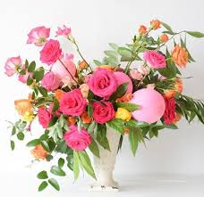 flowers and balloons flowers balloons botanical brouhaha