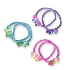 hair elastics ombre butterfly hair elastics hair accessories hairties