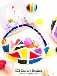Diy Easter Basket Diy Easter Basket Iddle Peeps