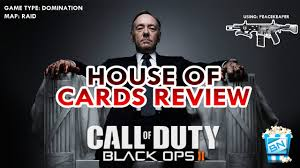 house cards tv show review cod ops 2 commentary