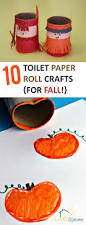 10 toilet paper roll crafts for fall