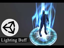 unity effects tutorial effect animation lighting buff effect unity 3d tutorial part2