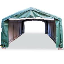 Garage With Carport Amazon Com Portable Carports Instant Garages Vehicle