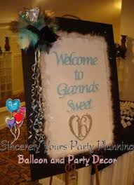 sweet 16 sign in book 115 best alli s sweet 16 images on birthday party