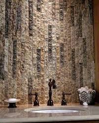 Stacked Stone Veneer Backsplash by Kitchen Chronicles Stacked Stone Bar Wall U0026 Diy Floating Shelves