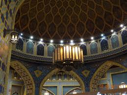 burj al khalifa light color sky back drop free image bazaar