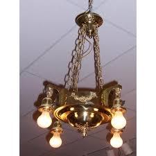 brushed brass light fixtures circa 1890 brass light fixture harris antiques ltd a royal st