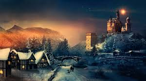 christmas winter wallpapers hd wallpapers
