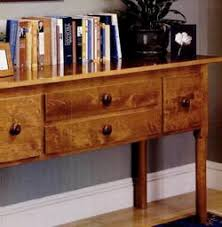 shaker sofa table why pay 24 7 free access to free woodworking plans and projects