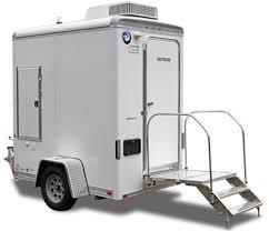 Cargo Trailer With Bathroom Ultralav Ultra Lav By Wells Cargo