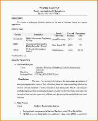 Resume For Lecturer In Engineering College Sample Resume For Fresher Teachers In India Resume Ixiplay Free