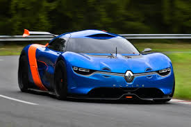 renault concept renault alpine a110 50 concept official pictures pictures