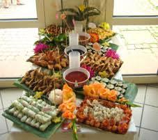 buffet mariage réalisation et livraison de buffet traiteur asiatiqueàst etienne