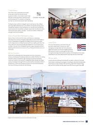 into the blue may june 2017 edition 19 bolsover cruise club