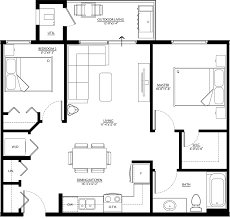 in suite plans floor plans pointe station