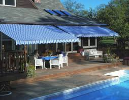 Deck Awnings Retractable Deck Awnings Awning Mi Retractable Awnings