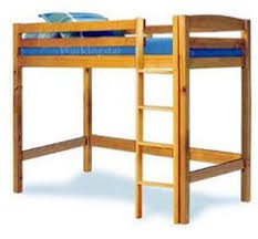 Free Bunk Bed Plans Woodworking by Free Loft Bed Design Plans Wooden Bunks Lofts U0026 Futon